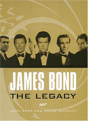 9780810982529: James Bond: The Legacy 007