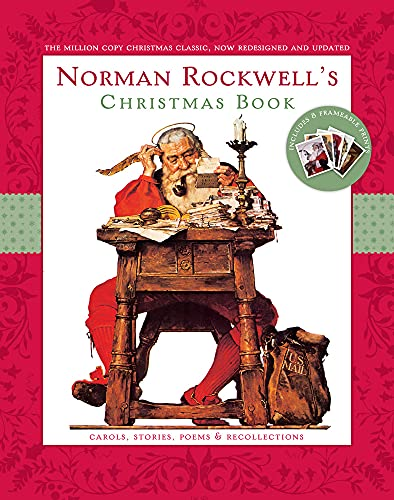9780810982628: Norman Rockwell's Christmas Book: Revised and Updated