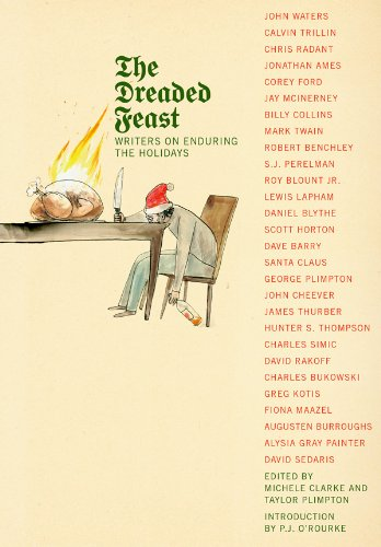 9780810982659: The Dreaded Feast: Writers on Enduring the Holidays