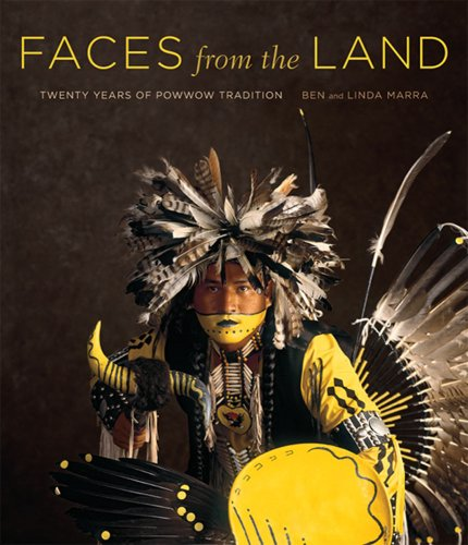 9780810983359: Faces from the Land: Twenty Years of Powwow Tradition