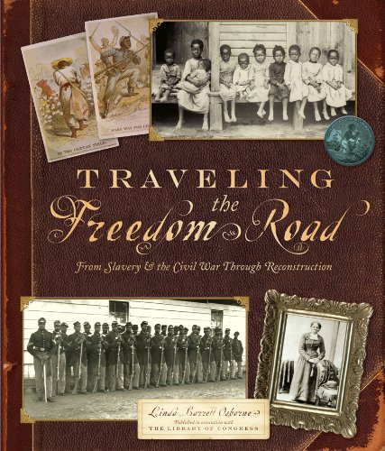 9780810983380: Traveling the Freedom Road: From Slavery and the Civil War Through Reconstruction