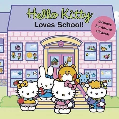 Hello Kitty Loves School: Elizabeth Smith
