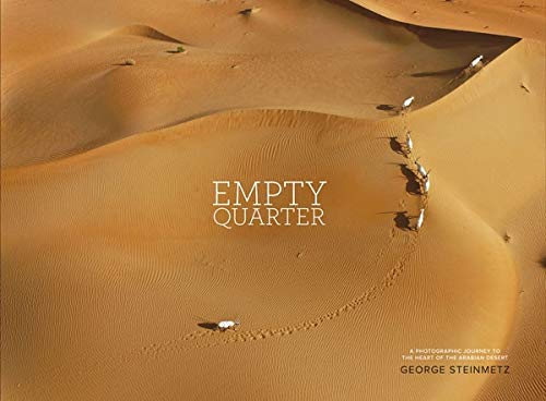 9780810983816: Empty Quarter: A Photographic Journey to the Heart of the Arabian Desert