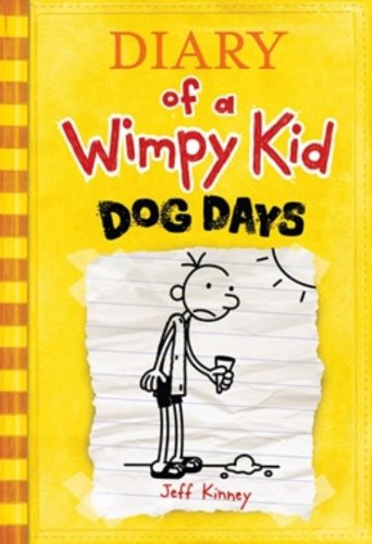 [signed] Diary of a Wimpy Kid: Dog Days (4).