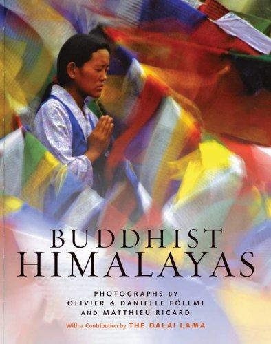 9780810984059: Buddhist Himalayas