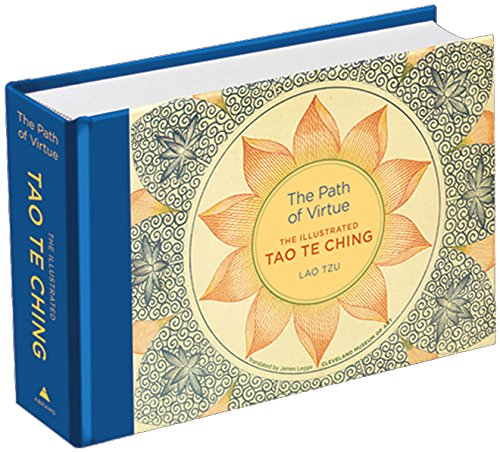9780810984097: The Path of Virtue: The Illustrated Tao Te Ching