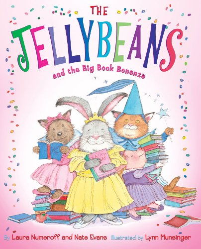 9780810984127: The Jellybeans and the Big Book Bonanza