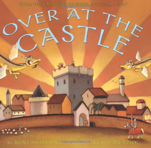 9780810984141: Over at the Castle