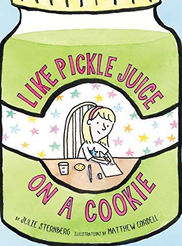 9780810984240: Like Pickle Juice on a Cookie (Eleanor)