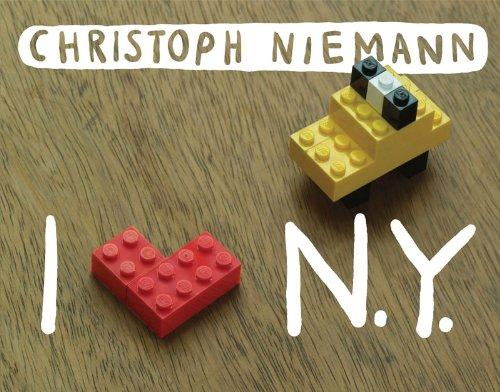 9780810984905: I Lego N.Y.