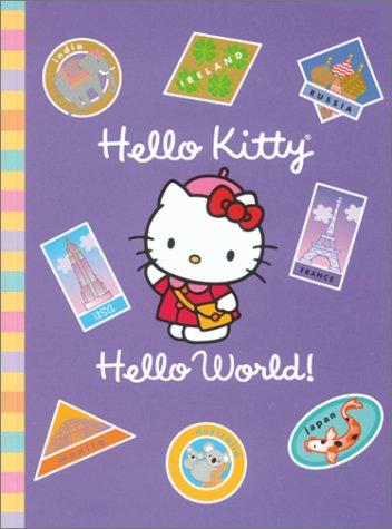 9780810985100: Hello Kitty, Hello World! Journal