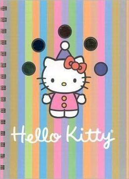 9780810985247: Hello Kitty, Hello Color! Journal