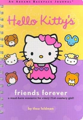 9780810985308: Hello Kitty Friends Forever: An Abrams Backpack Journal