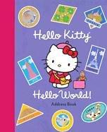 9780810985315: Hello Kitty Hello World! Address Book