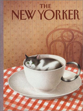 9780810985476: The New Yorker: Cats Journal