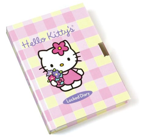 9780810985506: Hello Kitty Little Book of Big Ideas! An Abrams Secret Drawer Locked Diary