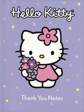 Hello Kitty Thank You Notes: Notecard Portfolio: Sanrio Company, LTD.