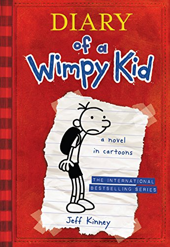 9780810987586: Diary of a Wimpy Kid, a Novel in Cartoons