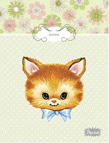 Happy Kitty Bunny Pony Journal (0810987627) by Popink