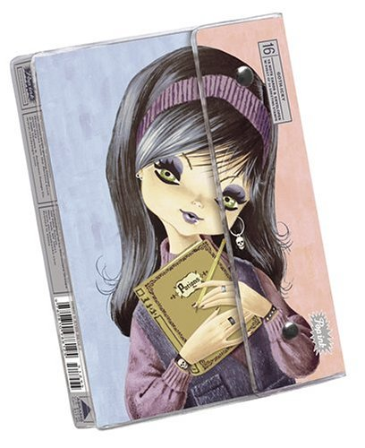 Goth-Icky: Plastic Purse Notecards (0810988127) by Popink
