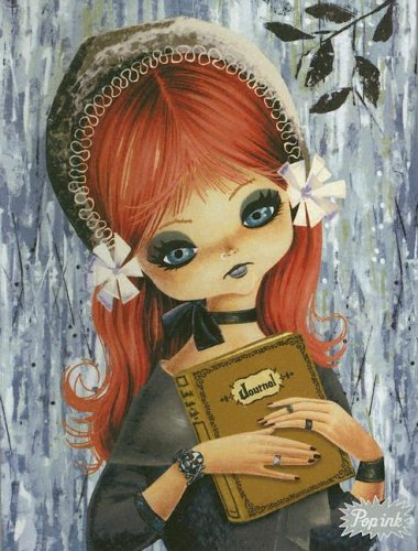 Goth-Icky Journal (0810988143) by Popink