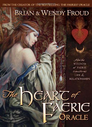 9780810988231: The Heart of Faerie Oracle - Book & Tarot Cards