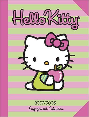 9780810988552: Hello Kitty 2007/2008 Engagement Calendar