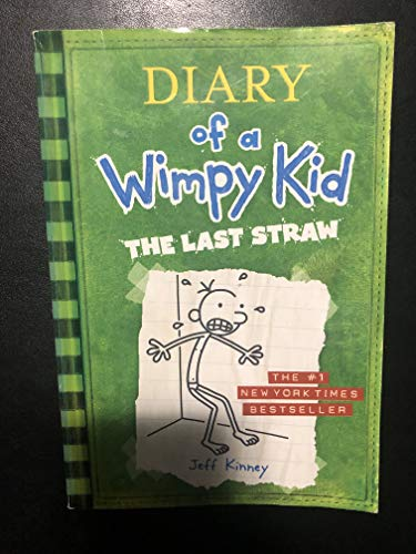 9780810988927: The Last Straw (Diary of a Wimpy Kid)