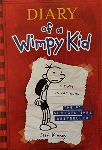 9780810988934: Diary of a Wimpy Kid