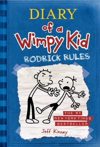 9780810988941: Diary of a Wimpy Kid: Rodrick Rules