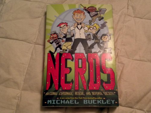 9780810989184: Nerds, Book One