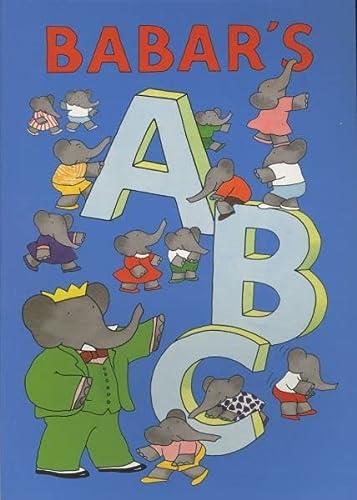 9780810989221: Babar's ABC
