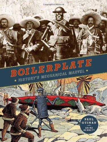 9780810989504: Boilerplate: History's Mechanical Mar: History's Mechanical Marvel