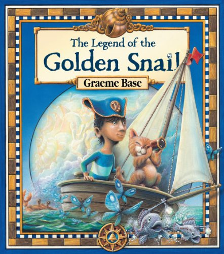 9780810989658: The Legend of the Golden Snail