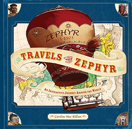 Travels of the Zephyr An Interactive Journey Around the World