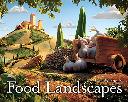 9780810989931: Carl Warner's Food Landscapes
