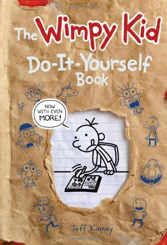 9780810989955: The Wimpy Kid Do-It-Yourself Book (revised and expanded edition) (Diary of a Wimpy Kid)