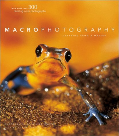 9780810991170: Macrophotography: Learning from a Master