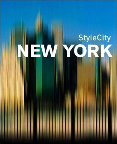 9780810991279: StyleCity New York, 2003 Edition