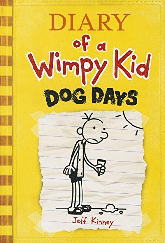 9780810991699: Diary of a Wimpy Kid: Dog Days