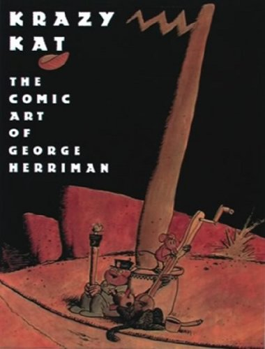 9780810991859: Krazy Kat: The Comic Art of George Herriman
