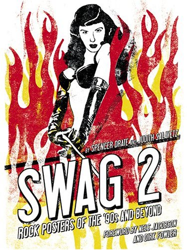 9780810992351: Swag 2: Rock Posters of the 90's and Beyond