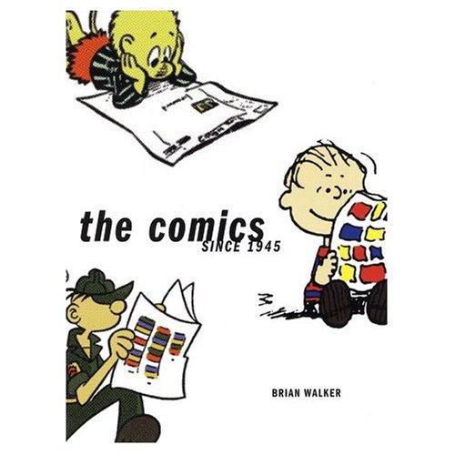 9780810992603: The Comics: Since 1945