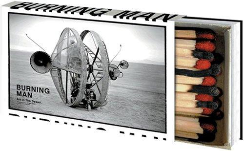 9780810992900: Burning Man: Art in the Desert