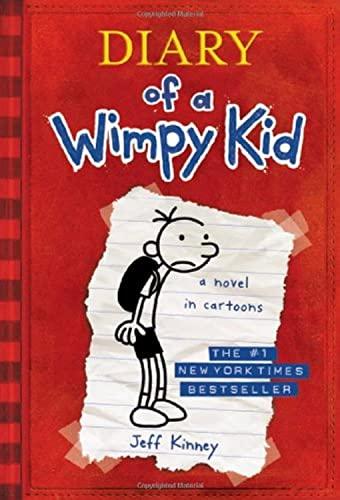 9780810993136: Diary Of A Wimpy Kid 1: Greg Heffley's Journal