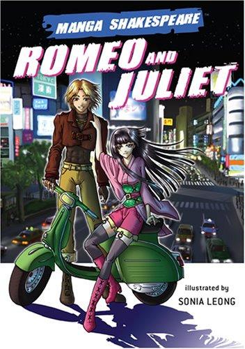 Manga Shakespeare: Romeo and Juliet: William Shakespeare