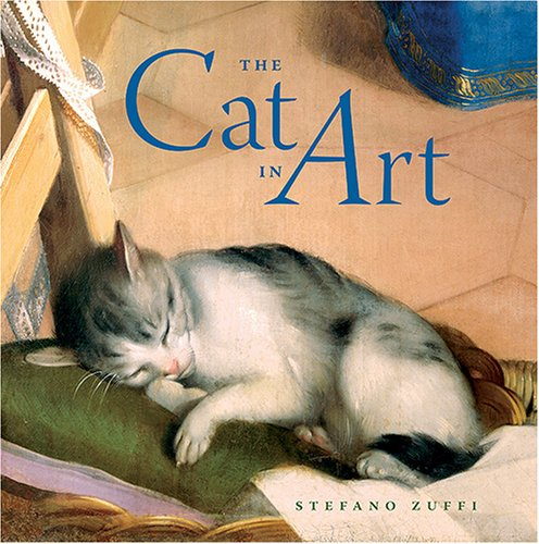 The Cat in Art (Hardcover): Stefano Zuffi