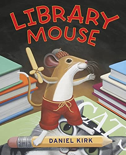9780810993464: Library Mouse