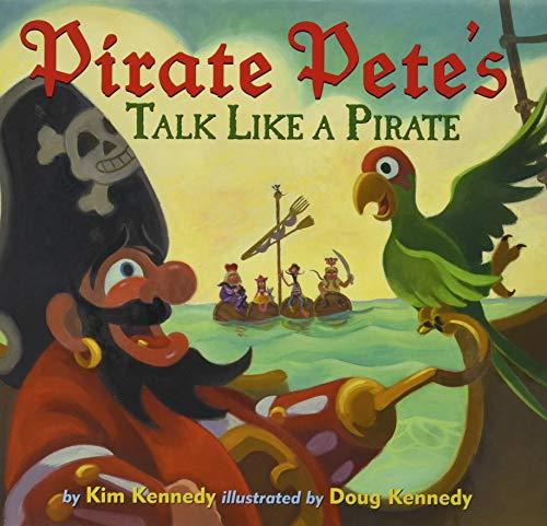 9780810993488: Pirate Pete's Talk Like a Pirate
