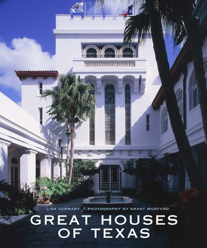 9780810993938: Great Houses of Texas
